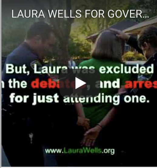 Laura's 2010 bid for Gov.